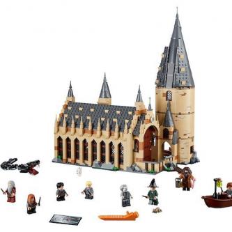Harry Potter s'offre de nouveaux sets LEGO et des baguettes façons Laser Tag