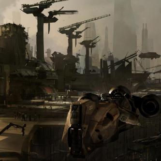 De nouveaux concept arts pour Star Wars 1313