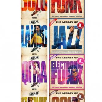 Solo : Le prochain Star Wars aurait-il plagié ses affiches sur un artiste français ?