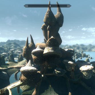 Une nouvelle vidéo pour Skywind, le mod Morrowind de Skyrim