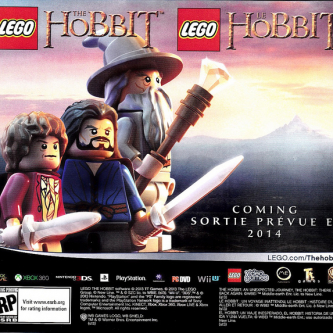 LEGO The Hobbit en développement chez TT Games ?