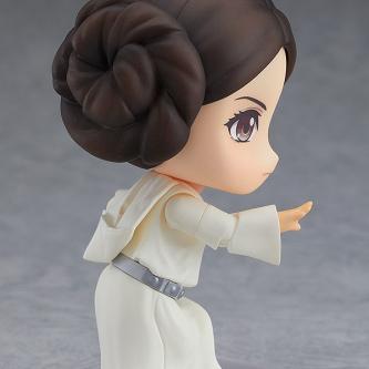 Star Wars : Leia s'offre une superbe Nendoroid du côté du Japon