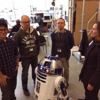 R2D2 dans Star Wars : Épisode VII ?