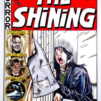 Des illustrateurs reconnus rendent hommage à Stephen King
