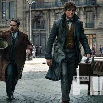 Newt Scamander est à Paris dans une nouvelle image des Animaux Fantastiques 2