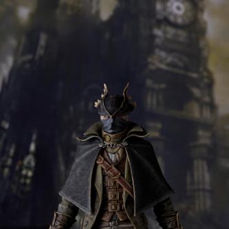 Gecco dévoile une magnifique statue pour Bloodborne : The Old Hunters