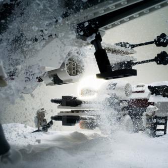 D'incroyables clichés réalisés avec des LEGO Star Wars
