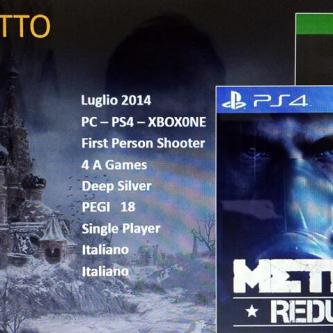 Metro Redux confirmé par Deep Silver