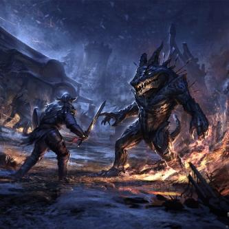 De nombreux artworks pour The Elder Scrolls Online
