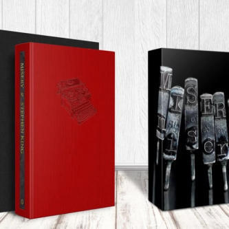 Avis aux fans de Stephen King : Misery s'offre de prestigieuses rééditions