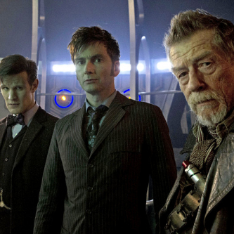 Doctor Who : Un trailer pour The Day Of The Doctor