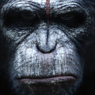Quatre affiches pour Dawn of the Planet of the Apes