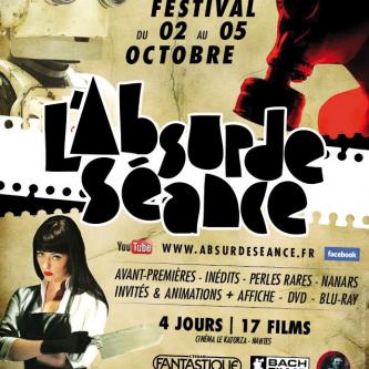 L'absurde séance dévoile son 5ème festival annuel