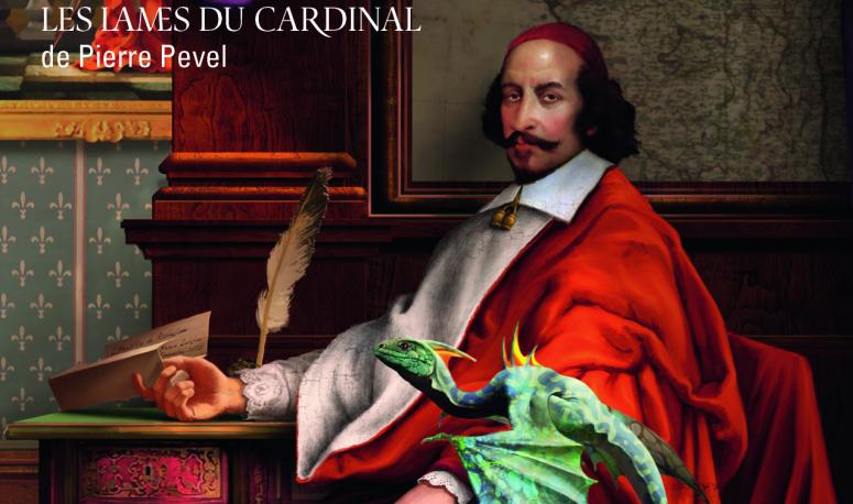Critique - L'Héritage de Richelieu(Philippe Auribeau) : Une suite intéressante des Lames du Cardinal