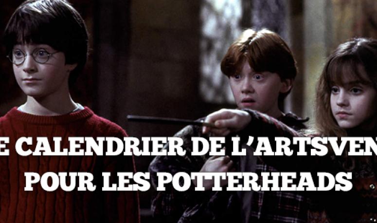 Le calendrier de l'ARTSvent - Jour 19 : La sélection pour les Potterheads