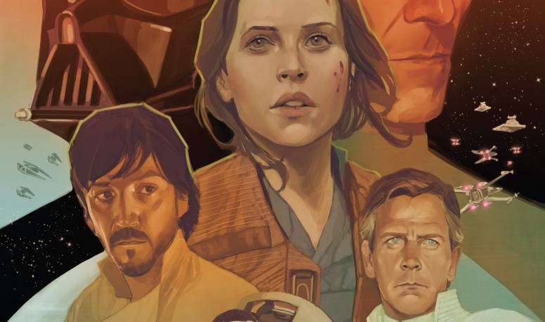 Rogue One : ce que le comics apporte au premier spin-off Star Wars