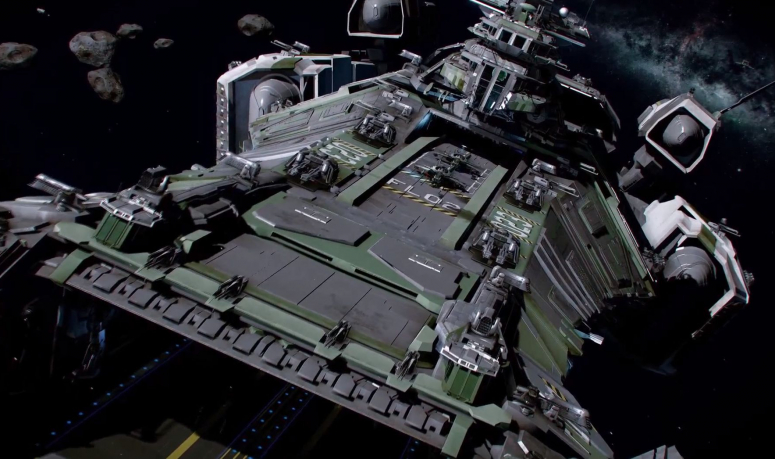 Star Citizen, le renouveau du jeu spatial ?