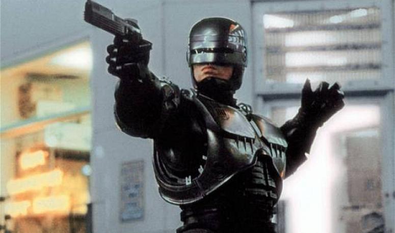Top 5 : les meilleurs flics robots