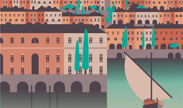 Critique - Capitale du Sud T.1 Le Sang de la Cité (Guillaume Chamanadjian) : un début de trilogie exceptionnel avec un amour de la vie, de la musique et de la bonne chère