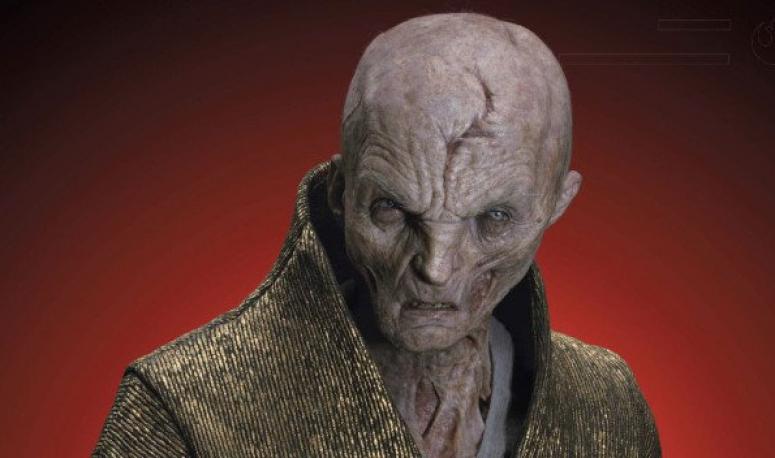 Les Derniers Jedi : quel avenir pour Snoke ?
