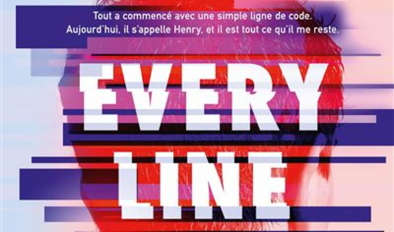 Every Line of You (Naomi Gibson) : un thriller young-adult dur sur les IA