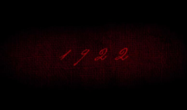 1922, la critique