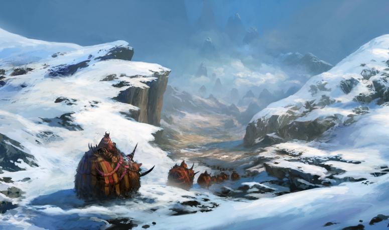 Dossier - Hiver & Glace en fantasy et science-fiction : Fin ou Renouveau de l'Humanité ?