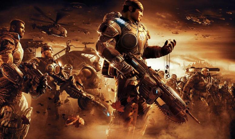 Please Hollywood #9 : Gears of War par Eli Roth