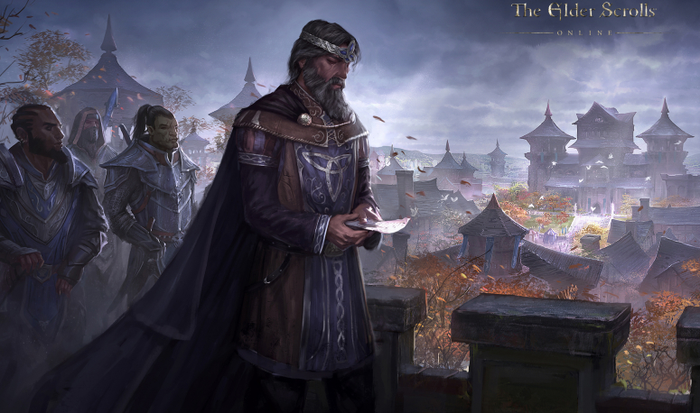 The Elder Scrolls Online, le test
