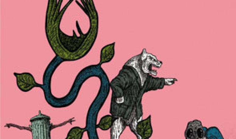 Lombres (China Miéville) : Un conte surréaliste pris de folie douce. On adore !