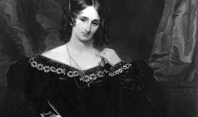 Frankenstein, la créature de Mary W. Shelley