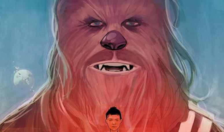 Chewbacca #1, la review