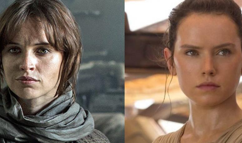 Felicity Jones incarne-t-elle la mère de Rey dans Rogue One ?