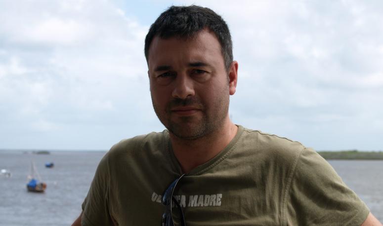 Richard Morgan, l'incisive plume derrière Altered Carbon