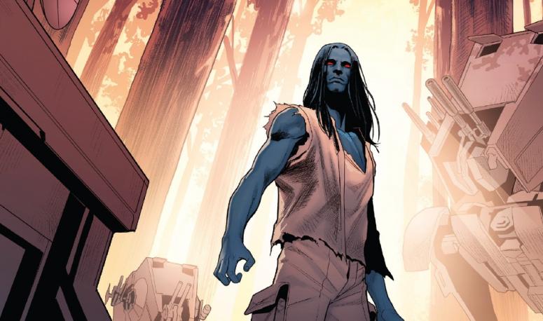 Avec Thrawn #1, Marvel continue le service minimum sur Star Wars
