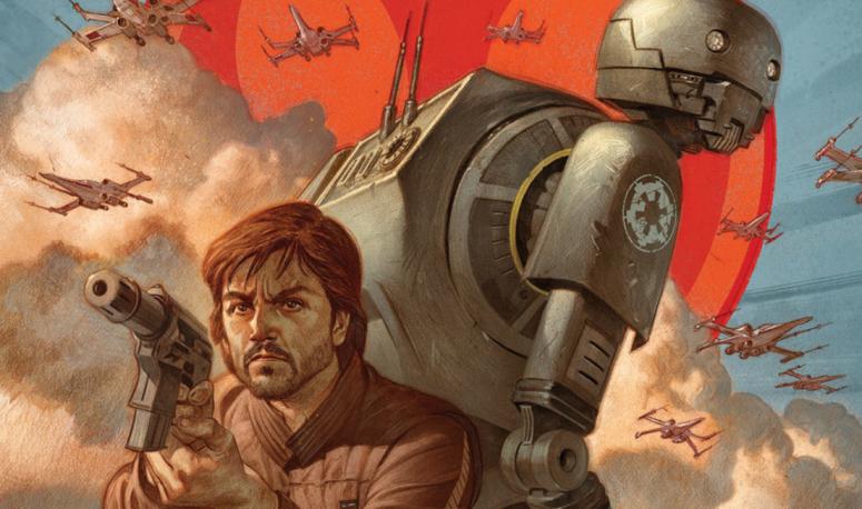 Star Wars : Rogue One - Cassian & K2SO #1, la review