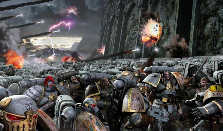 5 séries de romans à lire pour découvrir Warhammer 40.000