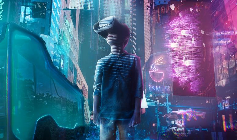 Dossier - 5 oeuvres de science-fiction sur les Mondes Virtuels et le Cyber-espace