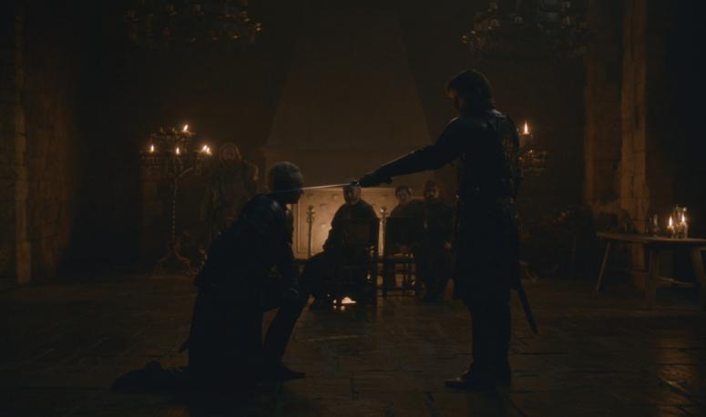 Game of Thrones Saison 8 : Adieux et adoubements pour le second épisode