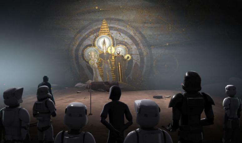 Rebels vient d'introduire un concept majeur dans le canon Star Wars