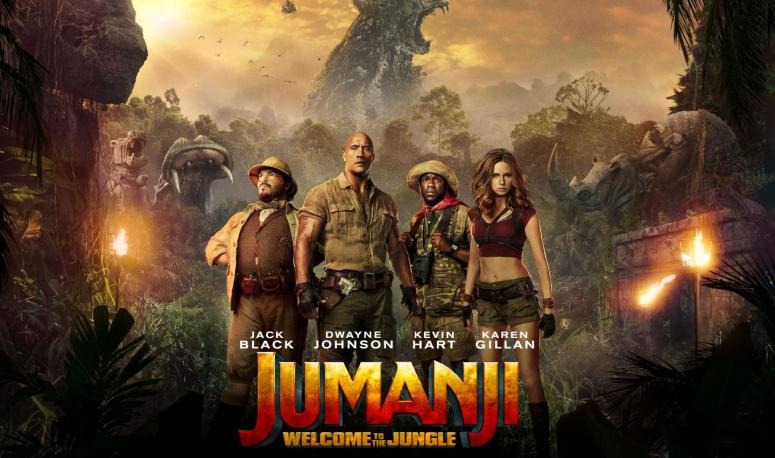 Jumanji : Bienvenue dans la Jungle, la critique