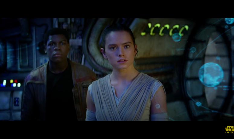 Décortiquons le trailer final de Star Wars : The Force Awakens