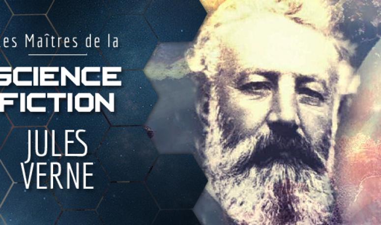Les maîtres de la Science-Fiction #2 : Jules Verne
