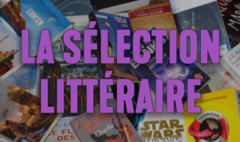 La sélection littéraire : de la fantasy, une histoire d'amour amphibie, une cité sécrète & Cthulhu